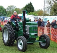 Field Marshall Tractor
